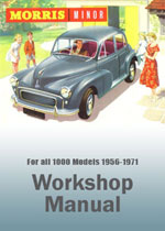 Morris Minor 1000 Workshop Manual