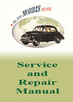 Morris Minor MM 1948-1953 Workshop Repair Manual